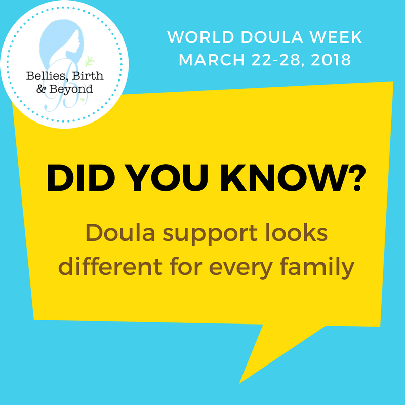 world doula week, birth doula, support, labrador city, wabush, nl, did you know, birth