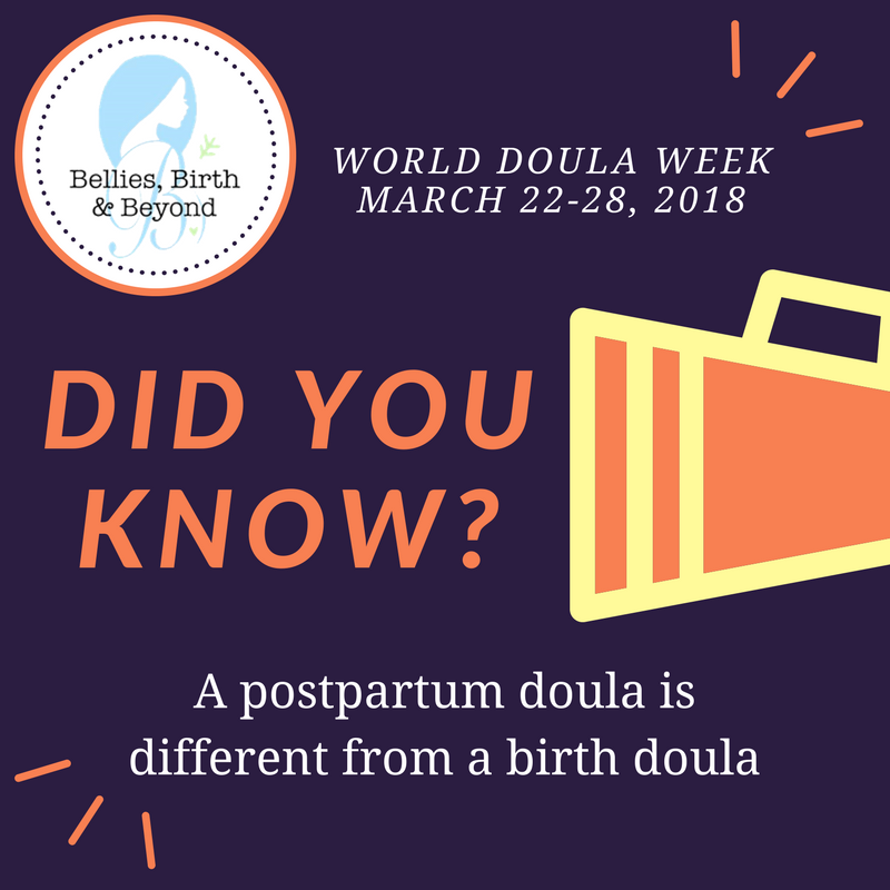 world doula week, postpartum doula, birth doula, labrador city, wabush, nl, did you know, birth